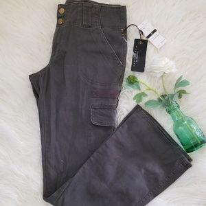 Pants - Sanctuary Boot Cut Cargo Pants